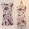 Primark Floral Dress Size Uk6-Uk8