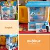 ตู้คีบตุ๊กตามินิ รุ่น Clip Fish Machine