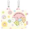 กระเป๋าติดกระโปรง Sumikko Gurashi สีเหลืองลายจุด