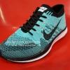 รองเท้า Nike Flyknit Racer เกรด AAA สีเขียว/ดำ