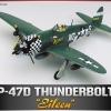 AC12474 P-47D THUNDERBOLT 'EILEEN' (1/72)