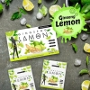 Gingseng Lemon by Jeezz ผงผอมโสมมะนาว
