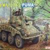 DRA6256 Sd.Kfz.234/2 PUMA 1/35