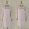 Warehouse blouse pink Dress Size uk8 =1 uk10=1