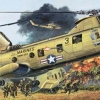 AC12210 CH-46A/D U.S.MARINES