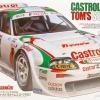 TA24163 CASTROL TOYOTA SUPRA GT 1/24