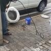 บริการล้างเครื่องซักผ้าหยอดเหรียญ