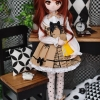 [PRE-ORDER] Mini Scholar Dress Beige