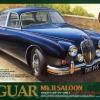 Ta89653 Jaguar Mk.II Saloon 1/24