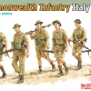 DRA6380 COMMONWEAL TH INFANTRY ,ITALY 1943 (1/35)