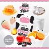 Milk Pearl Plus by Evaly's 50 g. มิลค์ เพิร์ล พลัส โลชั่นนมมุก ผิวนุ่ม ฟูเด้ง