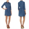 Dorothyperkins denim shirt dress
