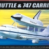 AC12708 SHUTTLE & 747 CARRIER (1/288)