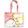 กระเป๋าสะพายขนาดกลาง Sumikko Gurashi สีชมพู