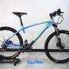 จักรยานเสือภูเขาเฟรมคาร์บอน Tropix Champion 410 ชุดเกียร์ Shimano Deore 30 speed