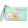 กระเป๋าคล้องข้อมือ Sumikko Gurashi สีฟ้า