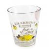 แก้วใส Rilakkuma (Lemon)