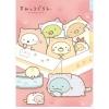 แฟ้มสอด 5 ช่อง Sumikko Gurashi แมวในกล่อง