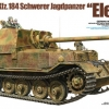TA35325 German Tank Destroyer Elefant