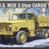 AC13410 GROUND VEHICLE SET-8 U.S.M35 2.5ton CARGO TRUCK (1/72)
