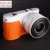 Case กล้อง TP Samsung NX1000 (half case)