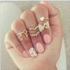 [Set 6 ชิ้น] แหวนข้อนิ้วสุดน่ารัก