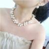 สร้อยคอ Elegant Sparkling Pearl