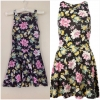 Topshop floral dress พร้อมส่ง uk 6