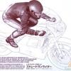 TA14123 1/12 Straight Run Rider