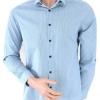 Topman Shirt Blue Size M
