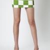 กระโปรงลายตาราง Checkboard Skirt