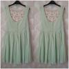 Miss selffridge mint Dress size Uk10