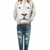 เสื้อแจ็กเก็ต 3D Lion Hoody