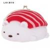 กระเป๋าใส่เหรียญ Sumikko Gurashi หมีขาว