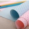 ผ้าสักหลาดเกาหลี Mini Dot 2 Color ขนาด 45x30 cm/ชิ้น (Pre-order ) มีสี Blue,Pink