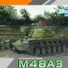 DRA3546 M48A3 1/35 SCALE
