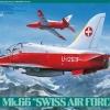 """TA89784 1/48 Hawk Mk.66 """"Swiss Air Force"""""""