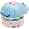 ตุ๊กตา Jinbei-san พร้อมที่นอนบ่อน้ำร้อน