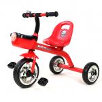 รถจักรยานปั่น 3 ล้อสีแดง ฟรีค่าจัดส่ง