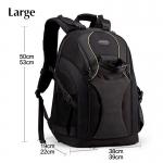 Jealiot - 0645 Backpack camera bag