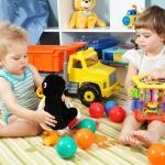 การพัฒนาการที่มีขึ้นอย่างสม่ำเสมอจากของเล่นเด็กเสริมพัฒนาการ