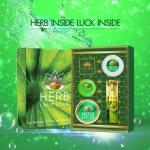 Herb Inside Luck Inside เฮิร์บ อินไซด์ ลัค อินไซด์ เซทบำรุงผิว