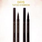 Tony Moly 7 Days Tattoo Eyebrow โทนี่ โมลี่ ปากกาสักคิ้ว 4D ติดทน 7 วัน