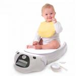 หมั่นชั่งน้ำหนักตัวลูก เพื่อติดตามพัฒนาการอย่างสม่ำเสมอ