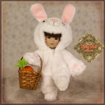HC0032A Yu Ping White Rabbit Set