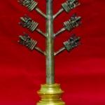 ....ชุดพิเศษ โค้ด ๑/๖๕..พระพิฆเนศวร์ ๖๕ ปี จิตรกรรมฯ ม.ศิลปากร เนื้อนวโลหะ ช่อ ๙ องค์ สูง 19 ซม. สวยครับ