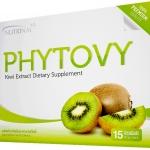 PHYTOVY ไฟโตวี่ ดีท็อกซ์ลำไส้ ป้องกันมะเร็ง