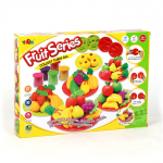 ชุดแป้งโดว์พร้อมอุปกรณ์ผลไม้..Fruit Series set