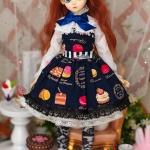 Little Dessert Time Navy