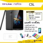 "TP-LINK Neffos C5L 4.5"" สี Black"